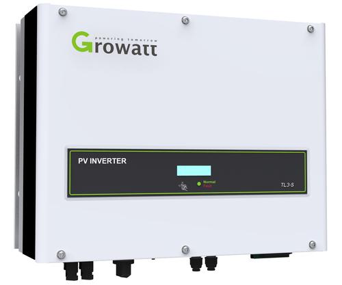 Growatt solar inverter 1 to 80 Kw, 1Ph, 3Ph
