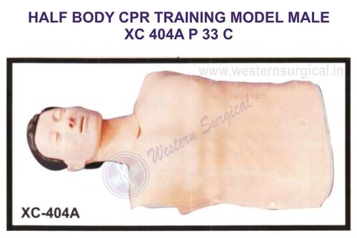 HALF BODY CPR TRAINING MODEL FEMALE