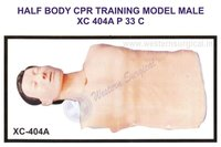 HALF BODY CPR TRAINING MODEL FEMALE