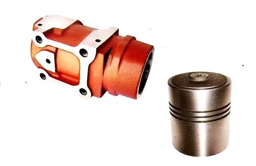 Ram Cylinder With Piston 3 Groove 79mm