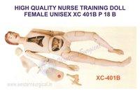 HIGH QUALITY NURSE TRAINING DOLL FEMALE UNISEX