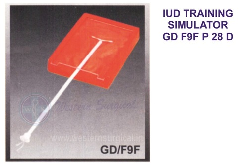 IUD TRAINING MODEL