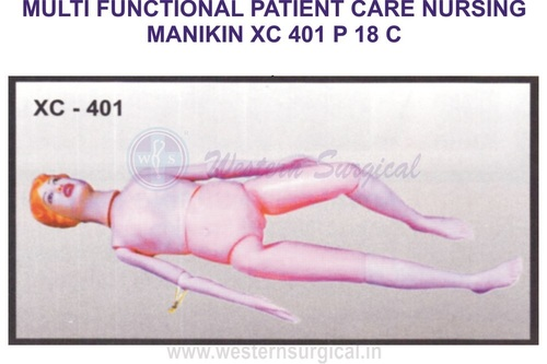 MULTI FUNCTIONAL PATIENT CARE NURSING MANIKIN
