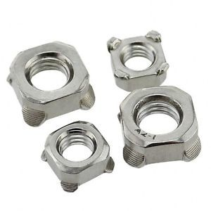 Square Weld Nuts DIN 928