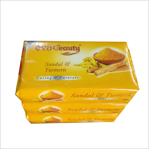 Sandal And Turmeric Soap