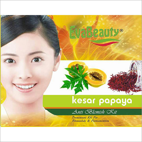 Kesar Papaya Blemish Kit