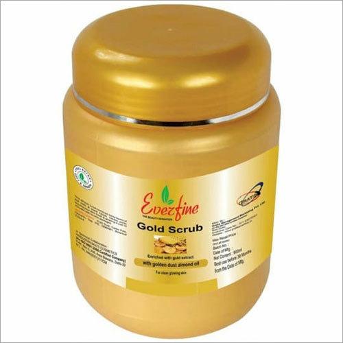 Aloe Vera Gold Scrub