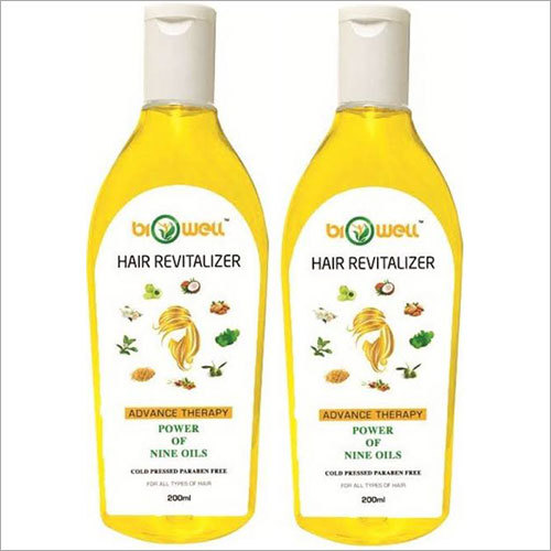 Hair Revitalizer Oil