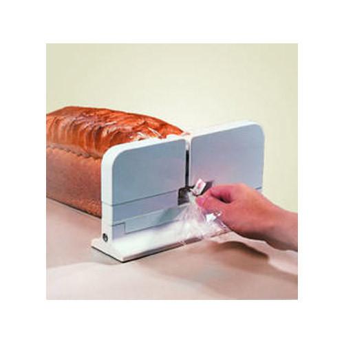 Bread bag sealing machine