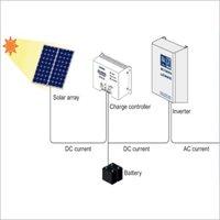 Portable Solar Home Light System