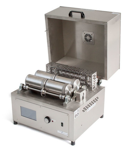 Grease Roll Stability Test Apparatus - 4 Cylinders