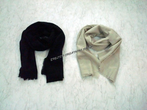 Men's scarves collection