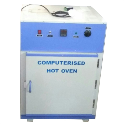 Computerized Air Hot Oven