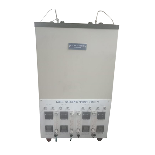 Four Cell Ageing Oven