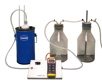 Cold Filter Plugging Point Apparatus - (Manual Operation)