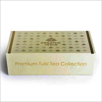 Certified Organic  60 Tea Bag Gift Box
