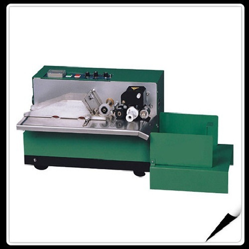 Continuous Dry ink coding machine