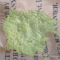 Green Calcite Powder
