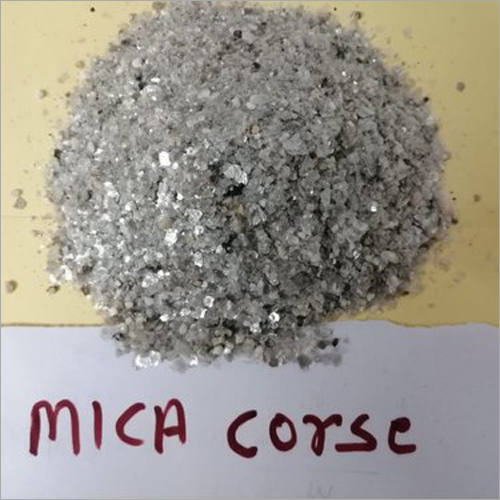 Mica Coarse