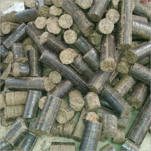 Groundnut Shell Briquette