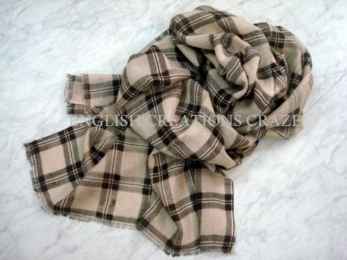 Cashmere Uni Color Scarves