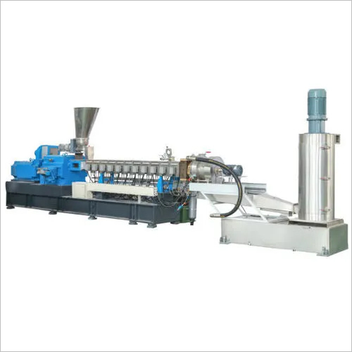Twin Extruder Machine