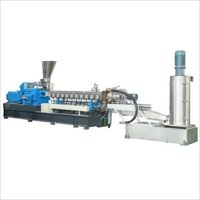 Twin Extruder Machine