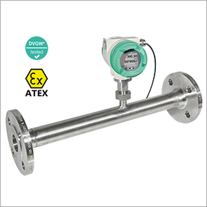 VA 570 - Flow meter with integrated measuring section