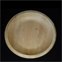 7 Inch Round Shallow Areca Plate