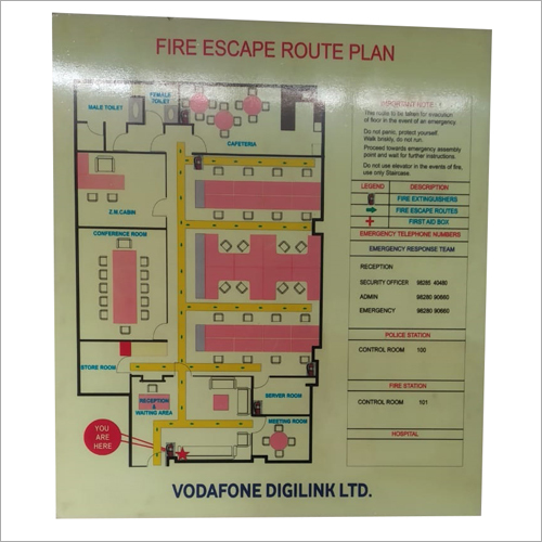 Corporate Evacuation Plan Services