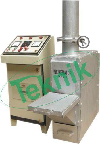 Bio Medical Hospital Incinerator
