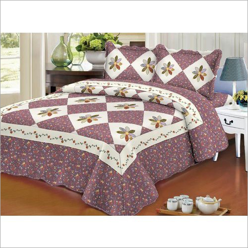 Fancy Double Bedsheet