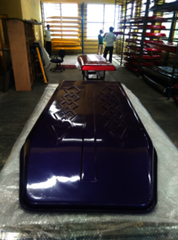 E Rickshaw ABS Injection Moulded Roof