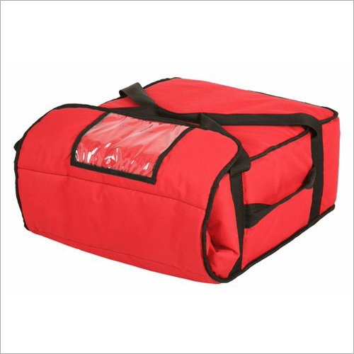 Available In Multicolor Red Pizza Delivery Bag
