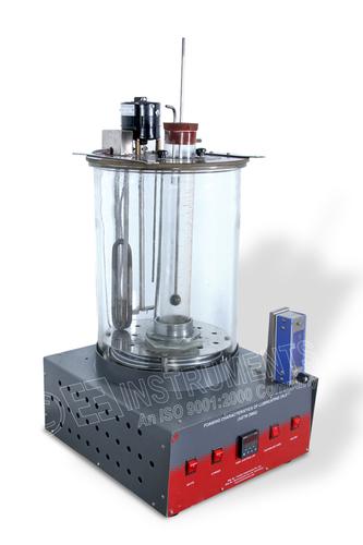 Foaming Characteristics of Lubricating Oil - (Single Test Cylinder)-(Single Jar)