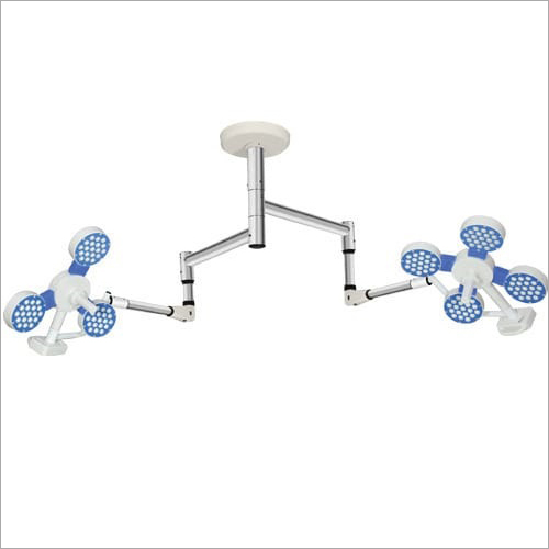 Double Dome Ceiling Mounted OT Light