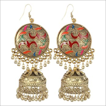 Ethnic Handicraft Earring