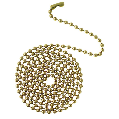 Golden Color Bead Chain