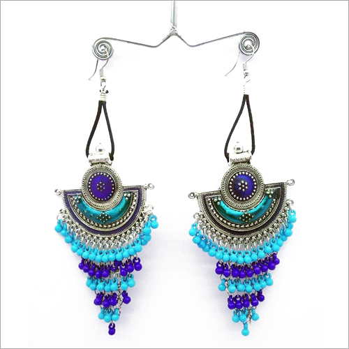Fancy Ethnic Handicraft Earring