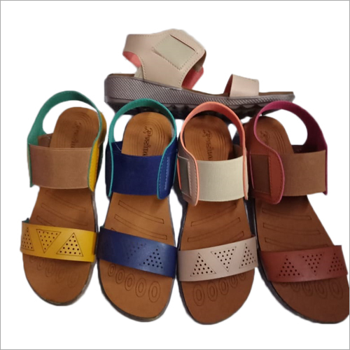 Ladies Handicraft Casual Sandal