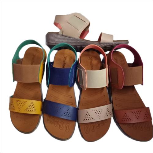 Ladies Handicraft Casual Sandal