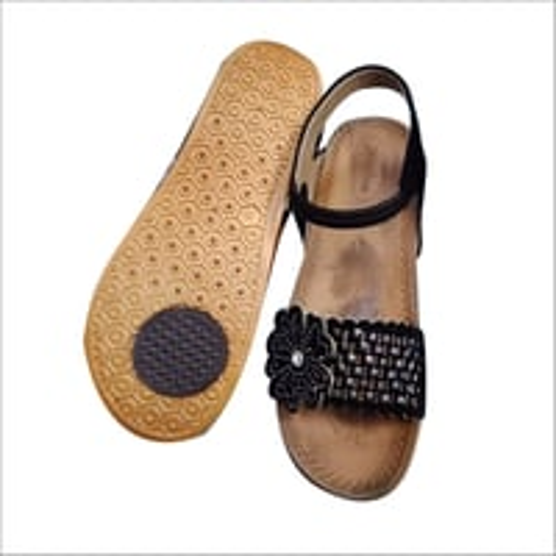 Ladies Handicraft Sandal