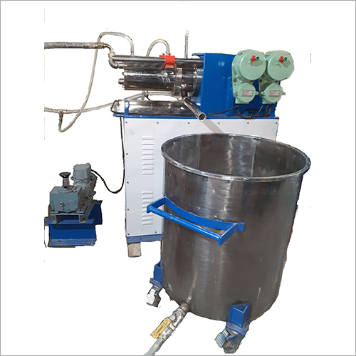 Horizontal Sand Mill Single