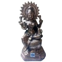 Metal God Statues