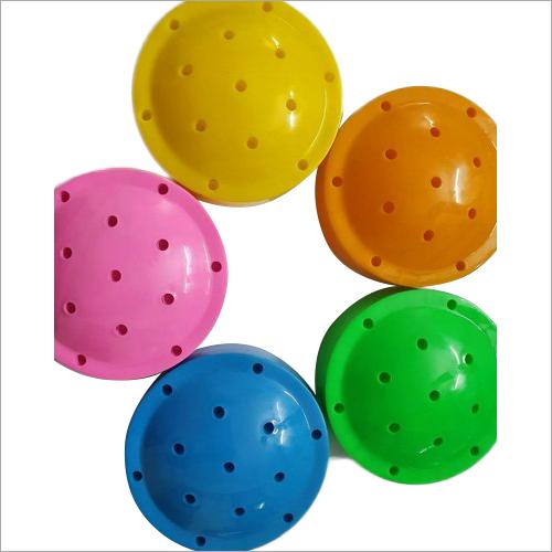 PET Jar Pim Pom Lollipop Cap
