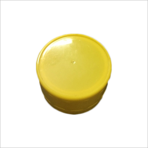 Yellow Small Bottle Cap