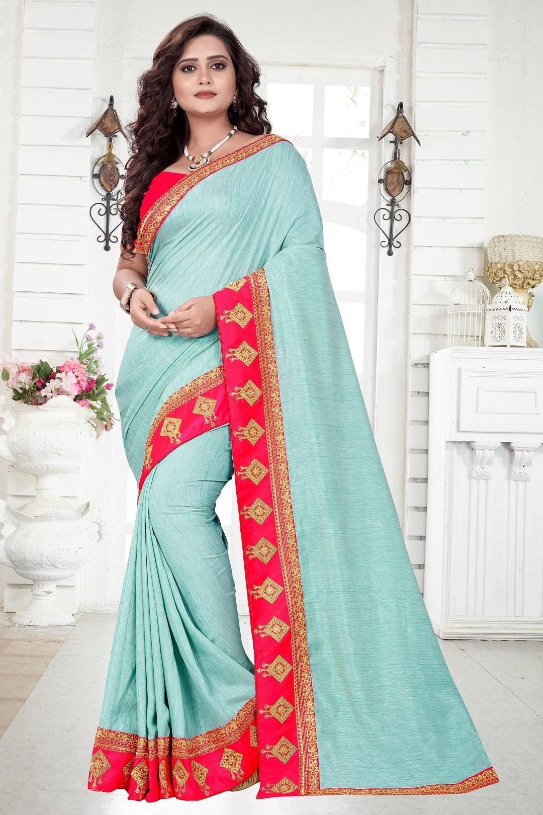 Designer Assam Silk Saree