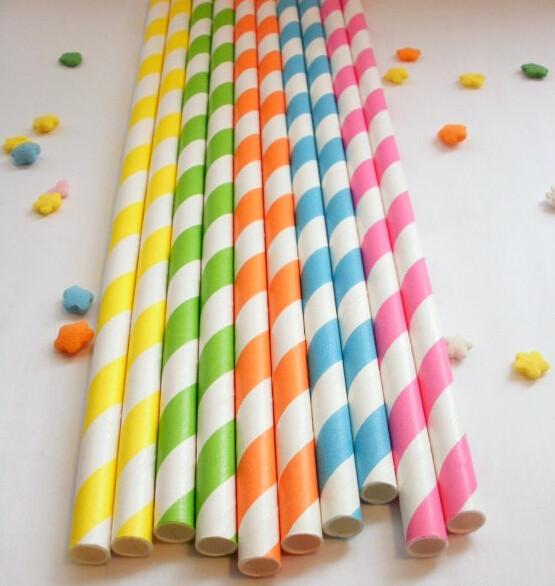 Paper Straw
