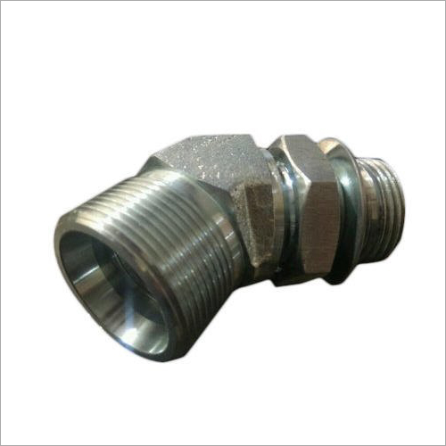 Hydraulic Male Elbow Fitting