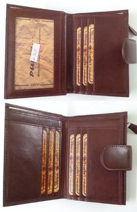 Maxi Leather Wallets